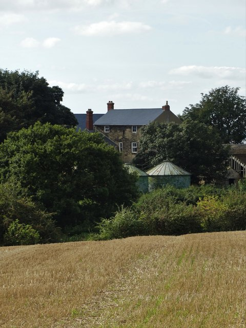 A view of Brierley Manor