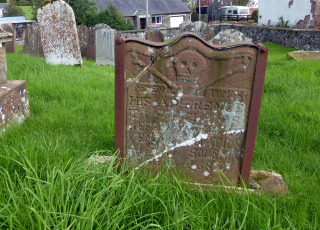 A Covenanter's Grave