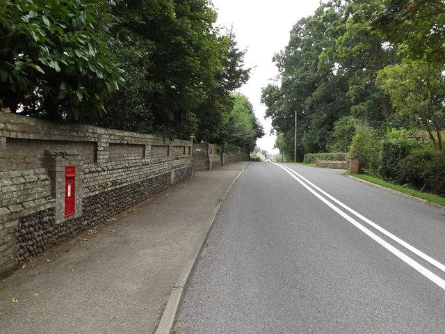 A1088 Ixworth Road, Stanton Street