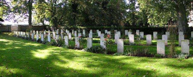 War Graves at Great Bircham