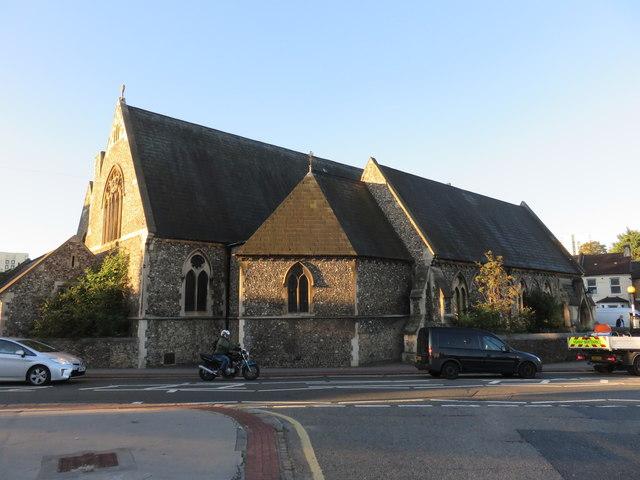St Andrews Church, Croydon