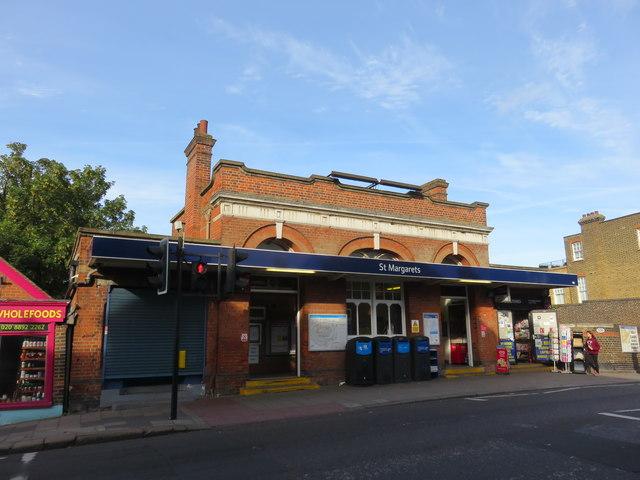 St Margarets Station