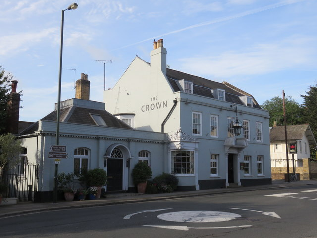 The Crown, St Margarets