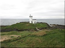 NT4999 : Lighthouse, Elie Ness by Euan Nelson