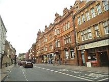 SO8455 : Foregate Street by Gordon Griffiths