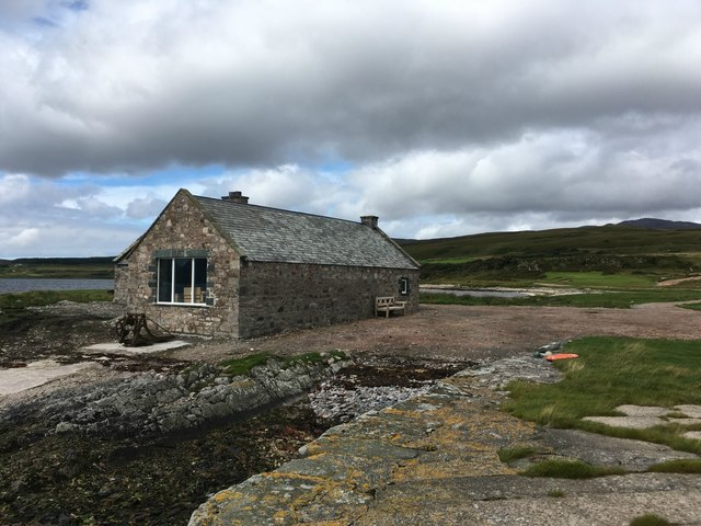 Ardfin Boathouse