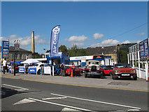SE1437 : Saltaire classic car show, 2016 (1) by Stephen Craven