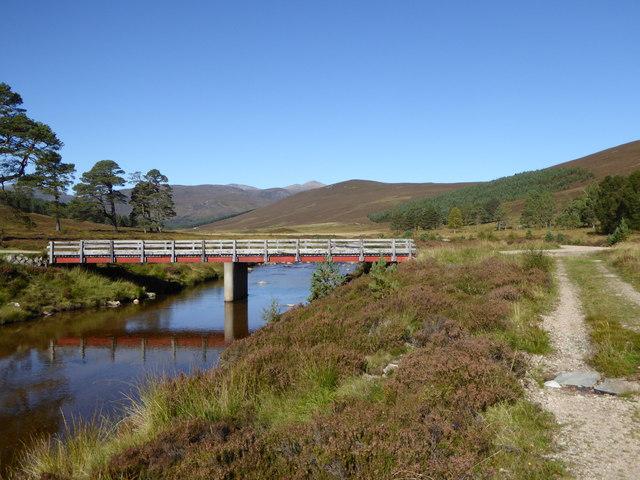 Black Bridge, Glen Lui