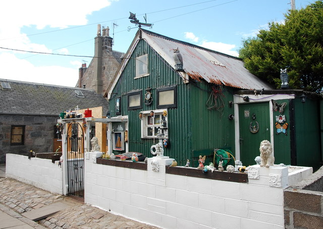 Summerhouse, Fittie (I)