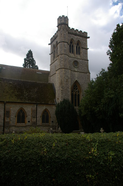 St John the Evangelist, Great Stanmore