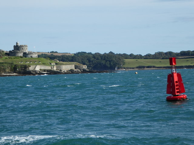 Castle Light Buoy