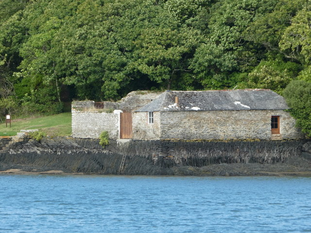 Tregothnan Boathouse