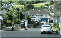 J1811 : Lane linking the R176 road with Market Street, Carlingford by Eric Jones