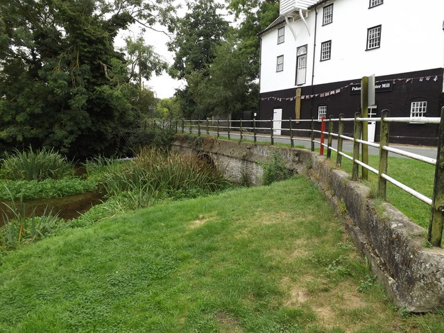 Bridge on Mill Road