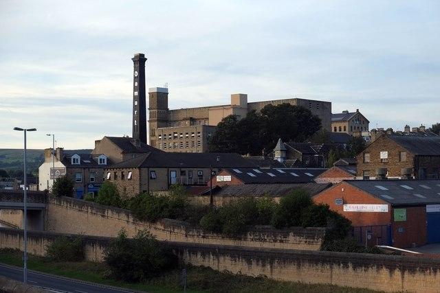 Bowling Green Mill complex, Bingley