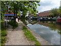 SK7080 : Carolgate Wharf on the Chesterfield Canal, Retford by Mat Fascione