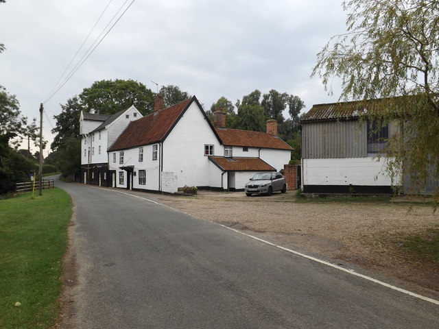 Mill Road & Pakenham Water Mill