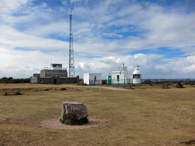 Berry Head Lighthouse and Coastguard Station