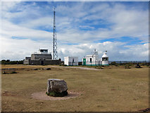 SX9456 : Berry Head Lighthouse and Coastguard Station by Richard Dorrell