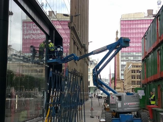 People Making Glasgow