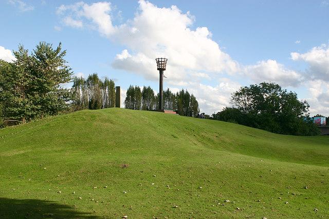 Castle Hill, Huntingdon