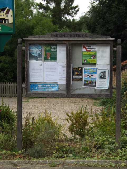 Pakenham Village Notice Board