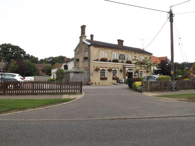 Fox & Hounds Public House, Thurston