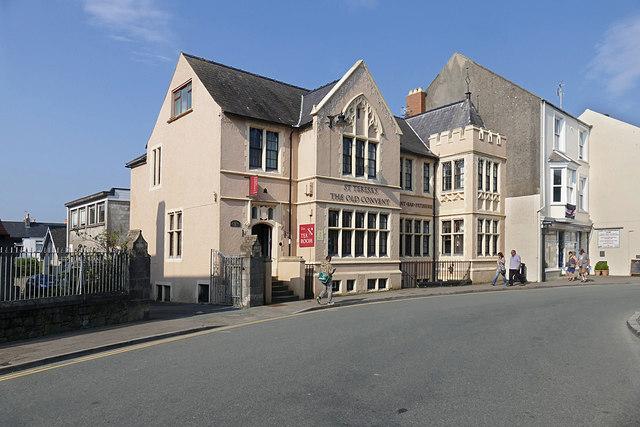 St Teresa's Hotel, Tenby