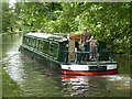 SK3927 : On the Trent & Mersey Canal near Weston-on-Trent by Graham Hogg