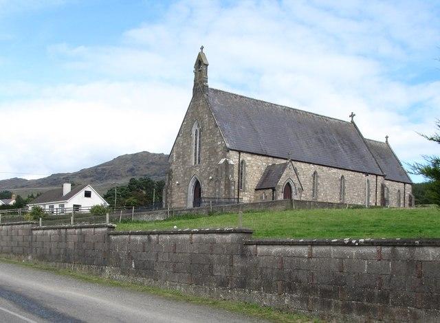 St Ann's Catholic Chapel, Mullaghbuoy