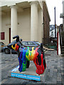 TQ3104 : Snowdog #20, Unitarian Church by Paul Gillett