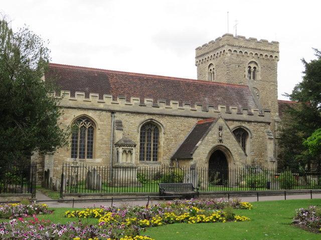Parish Church of St Peter de Merton with St Cuthbert, Bedford