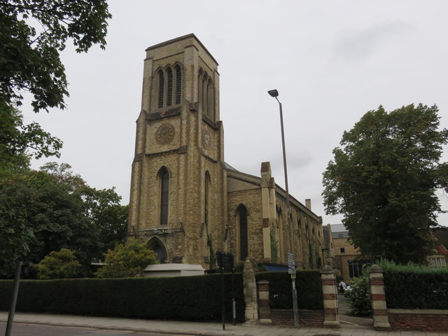 Church of the Holy Trinity, Bedford