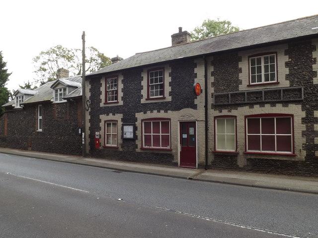 Great Barton Post Office