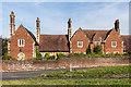 TQ1649 : Almshouses by Ian Capper