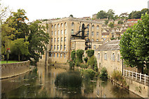 ST8260 : Abbey Mill by Richard Croft