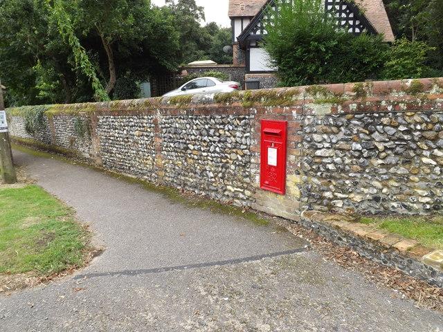 Pakenham Street George VI Postbox