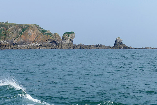 Little Sound, Caldey Island