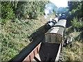 TQ5336 : A scene on the Spa Valley Railway by Marathon