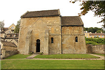 ST8260 : St.Laurence's church by Richard Croft