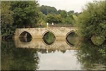 ST8260 : Barton Bridge by Richard Croft