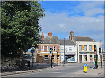NZ2364 : Elswick Road / Westgate Road, NE4 by Mike Quinn