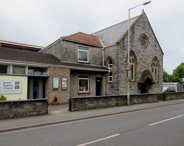 Street Baptist Church, Street, Somerset