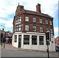 SO9198 : The Hungry Bistro, Wolverhampton by Jaggery