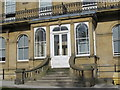 NZ2363 : Rye Hill House - entrance by Mike Quinn