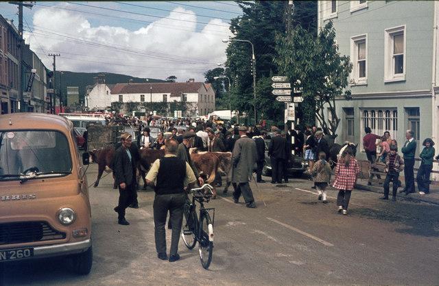 Kenmare Market Day