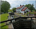 SK7291 : Lock Cottage and Gringley Lock No 61 by Mat Fascione