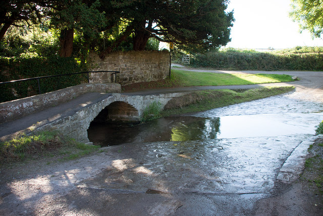 Ford at Shurton