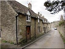 SO8700 : Friday Street houses, Minchinhampton by Jaggery