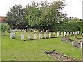 TL9174 : War Graves at Honington by Adrian S Pye